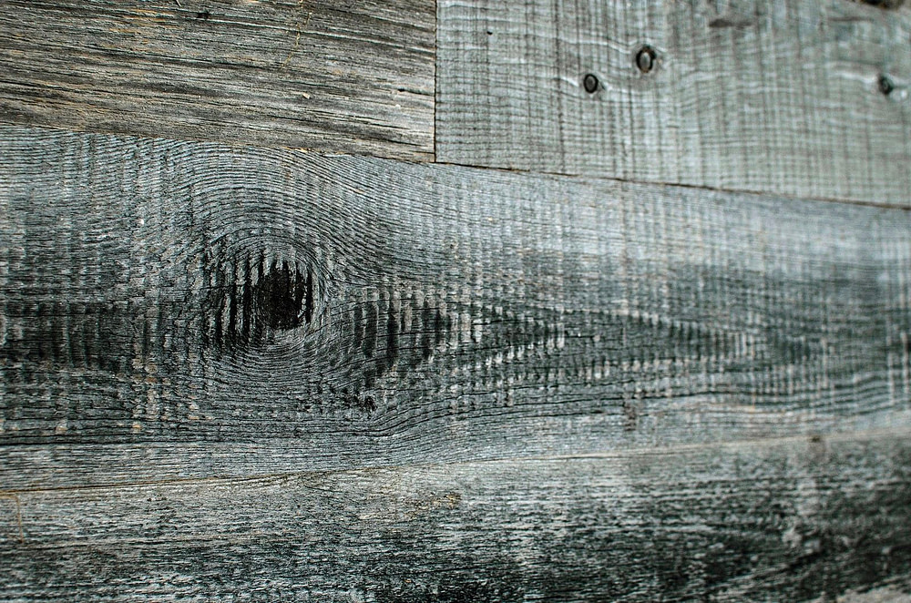 Grey ReclaimedWoodWallPlanks
