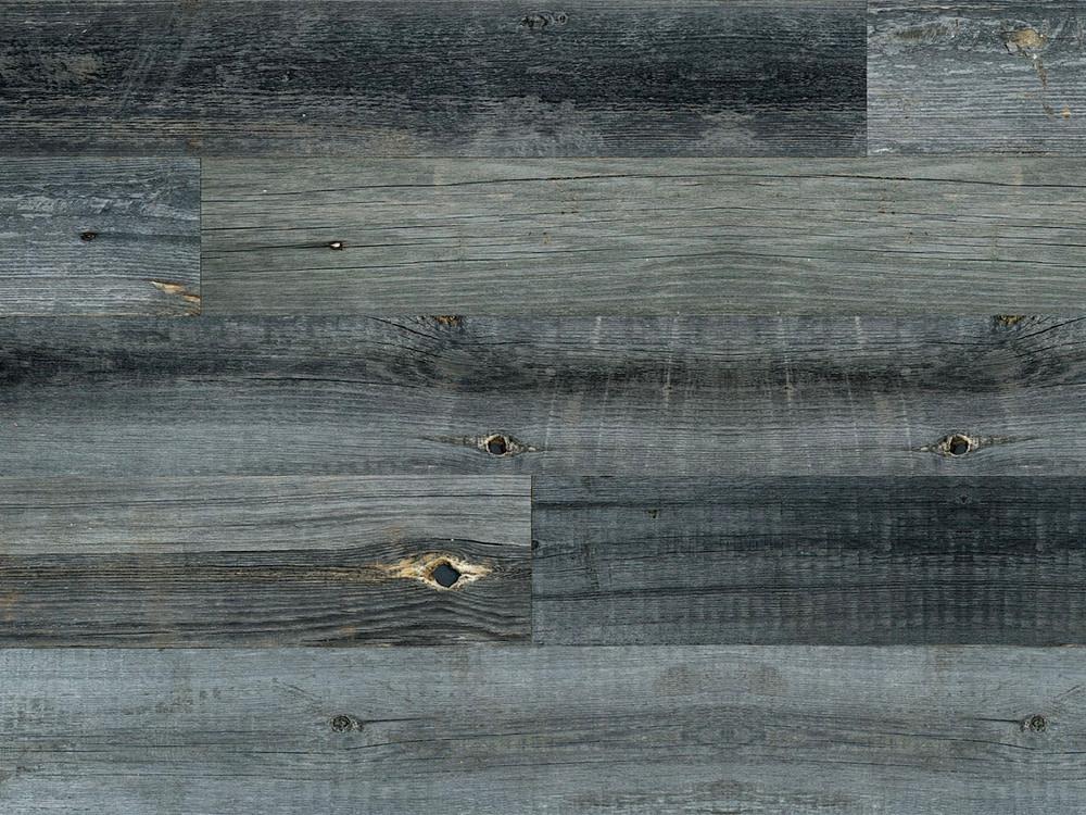 Grey ReclaimedWoodWallPlanks